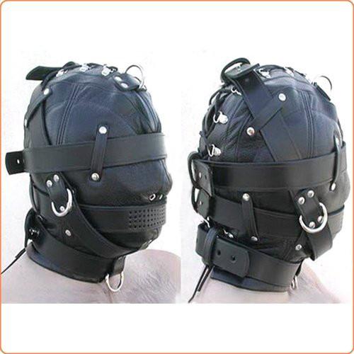 Kopfhaube mit Luftlöchern