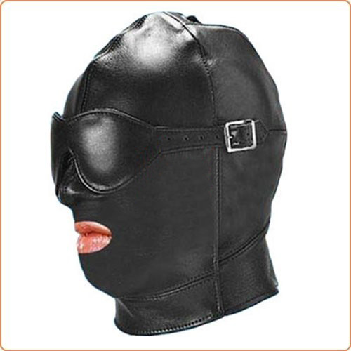 Kopfhaube mit abnehmbarer Augenmaske
