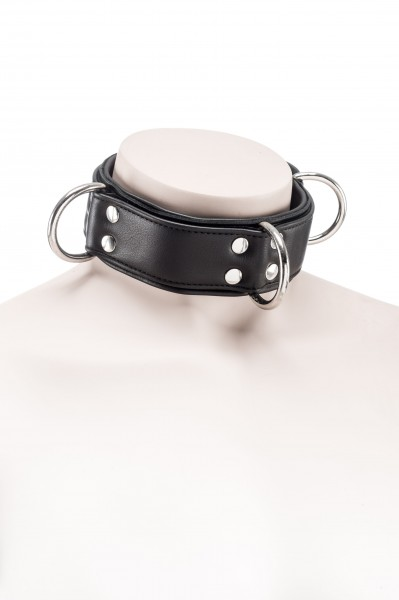 Halsband mit Ösen