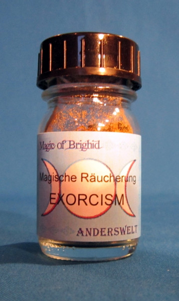 Magic of Brighid Räucherung Exorcism