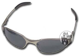 Sportbrille - silber