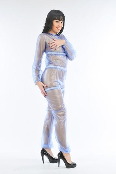 PVC One-Piece-Suit