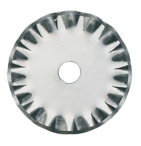 Ersatzklinge Ø 28 mm Wellenschnitt