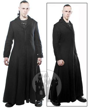 Gothickleidung und Gothicmantel