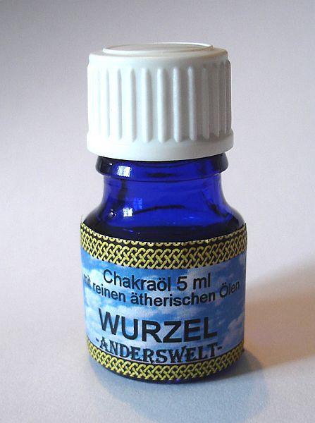 Chakra Öl - Wurzelchakra