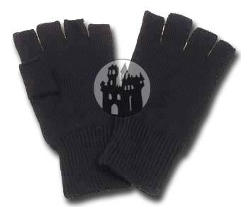 Strick-Handschuhe ohne Finger