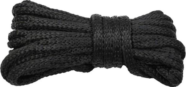 Bondage Seil mit Spalt schwarz - 5m