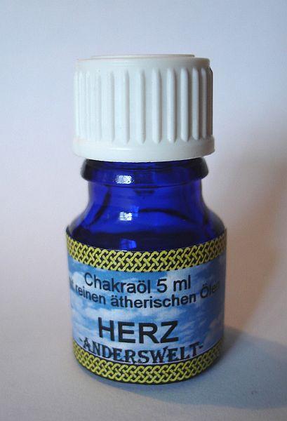Chakra Öl - Herzchakra