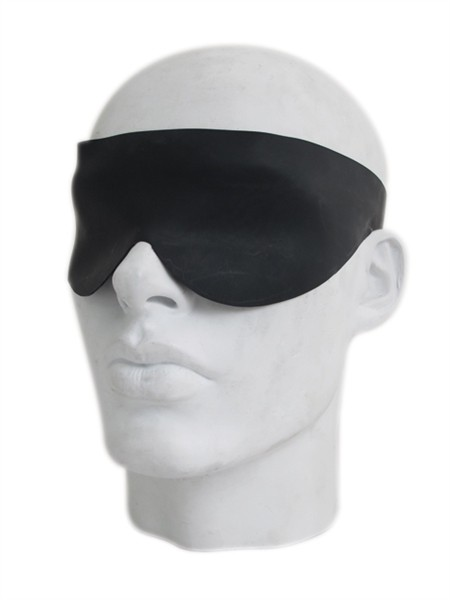 Latex Augenmaske