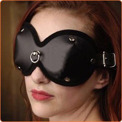 Augenmaske mit D-Ring