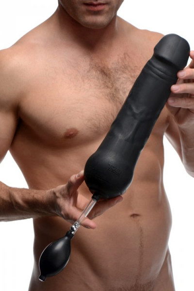 Aufpumpbarer Dildo - max. 33,6cm modelle-sex