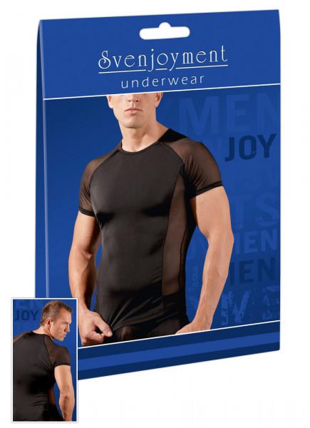 Shirt aus Powernet