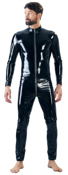 Lack overall - schwarz vorne