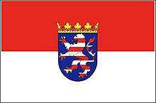 Flagge 'Hessen'