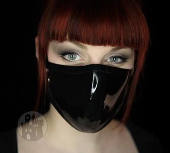 Latex Halbmaske
