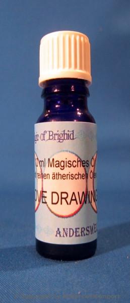 Magisches Öl Love Drawing