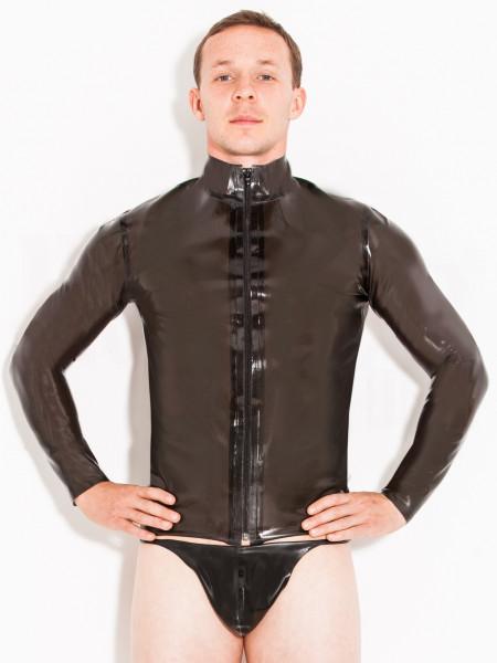 Latex Jacke für Herren