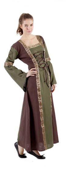 Mittelalterkleid mit abnehmbaren Ärmeln