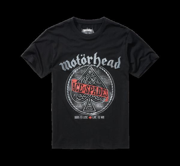 Motörhead T-Shirt mit Ace of Spades Print