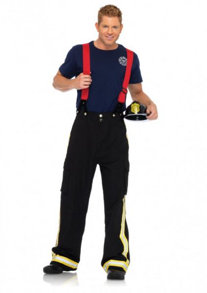 """3TL. Kostüm Set """"Fire Captain"""""""