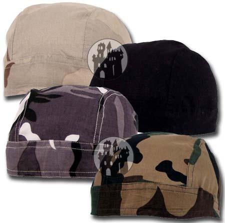 Headwrap aus Baumwolle