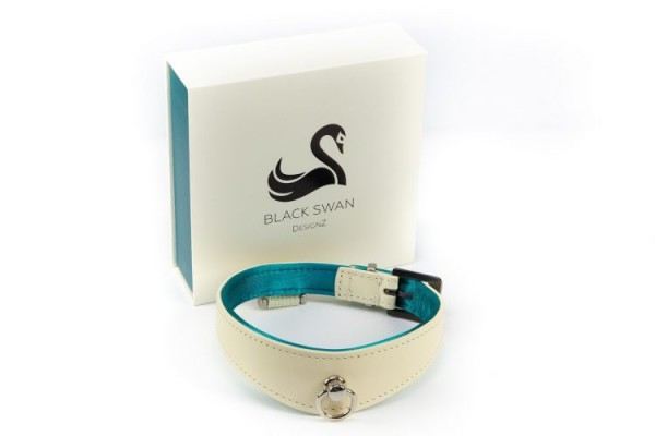 Black Swan - Collier 'Blue Ice'
