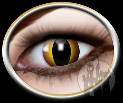 Unterschiedliche Effekt Kontaktlinsen von Zöllibat