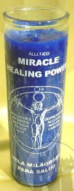 7-Tage Kerze 'Healing'