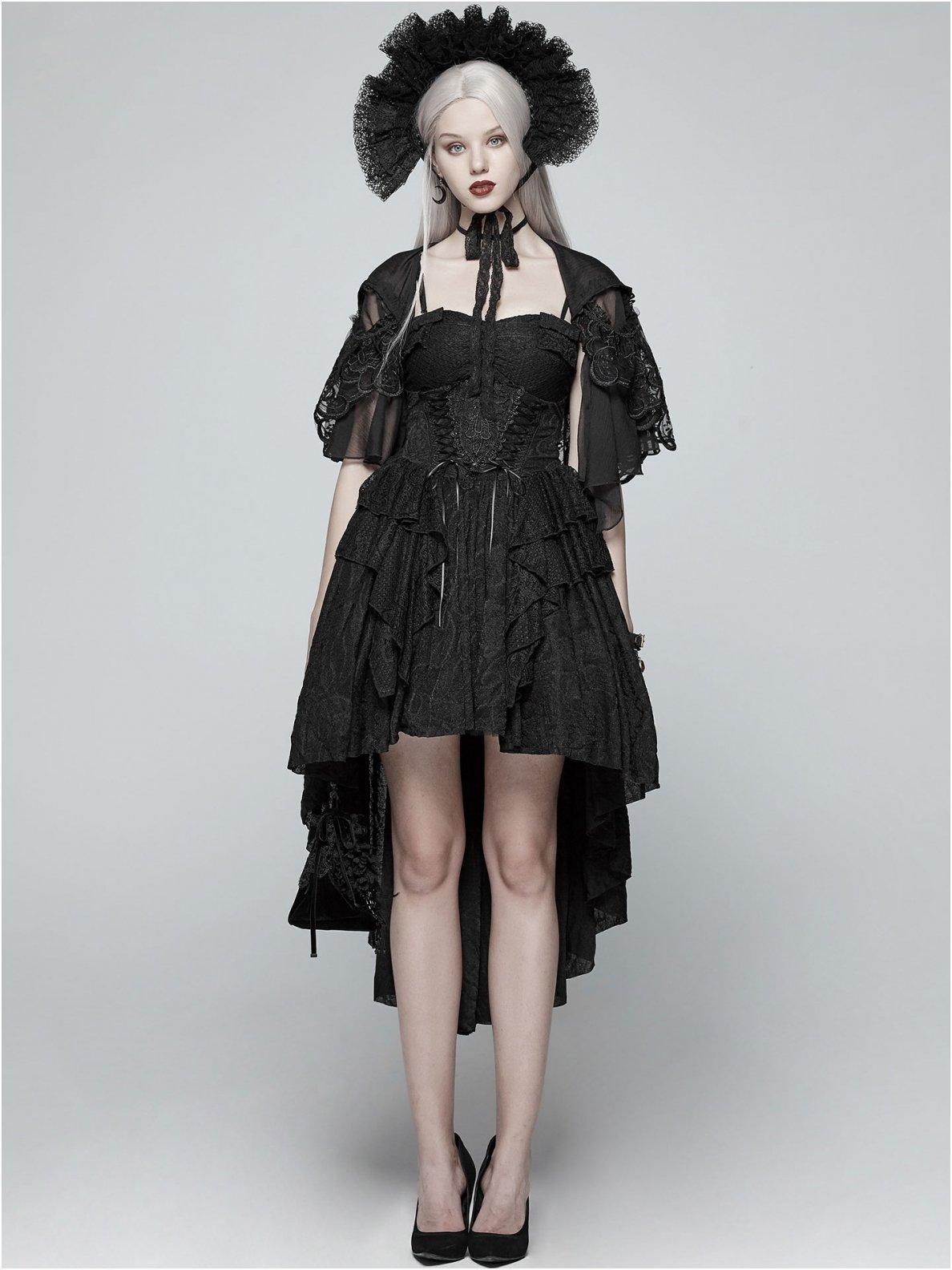 Schwarzes Kleid mit Spitze | Kleider - kurz ...