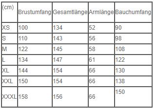 mass_L1084_Damen_MittelalterkleidXS-3XL