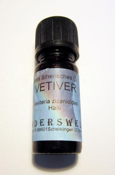 Vetiver - ätherisches Öl
