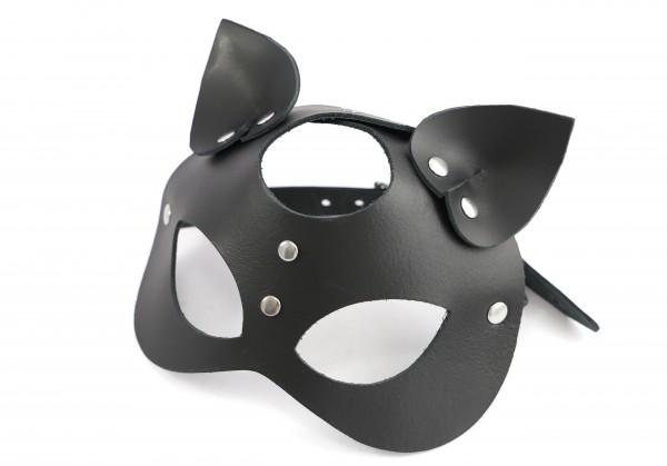 Maske mit Öhrchen
