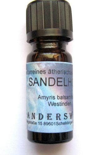 Sandelholz - ätherisches Öl