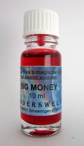 Anna Riva's big money - ätherisches Öl