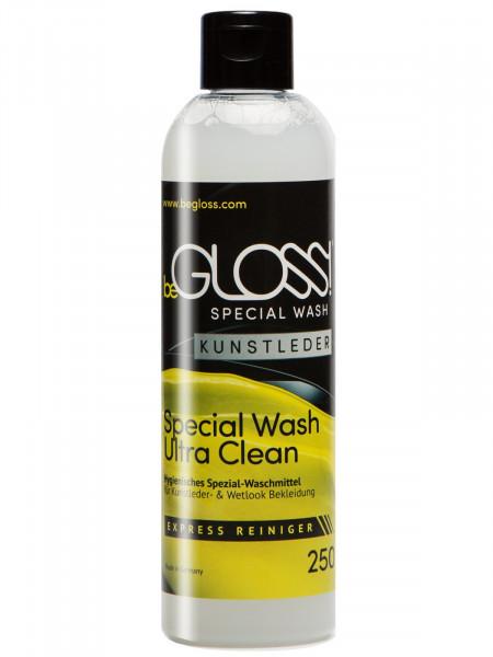 Special Wash Wetlook & Kunstleder