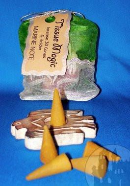 Tissue Magic Räucherkegel Marine