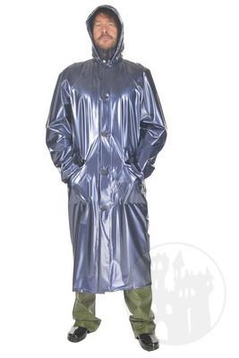 PVC Regenmantel für Männer