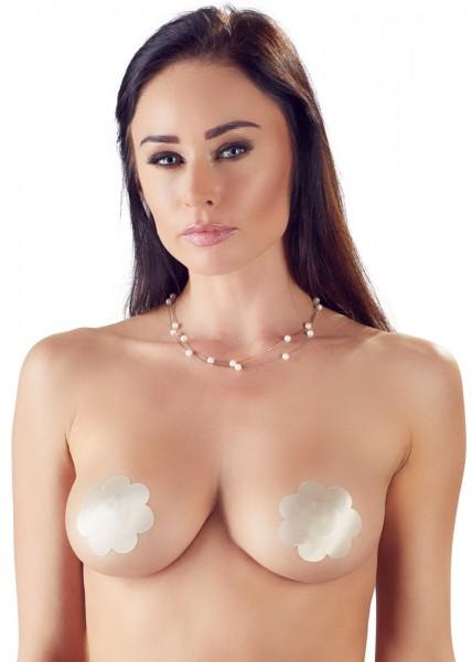 Silikon Brustwarzen-Cover Blütenform1