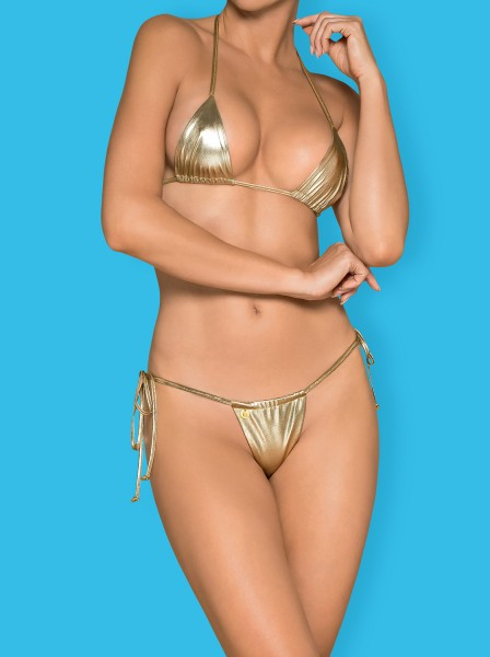 Micro-Bikini gold