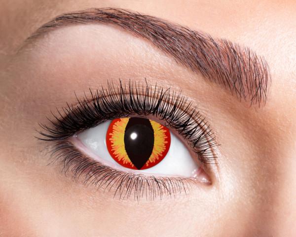 Kontaktlinsen 'Dark Lord'