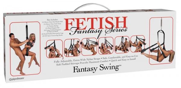 Liebesschaukel Fantasy Swing - Verpackung