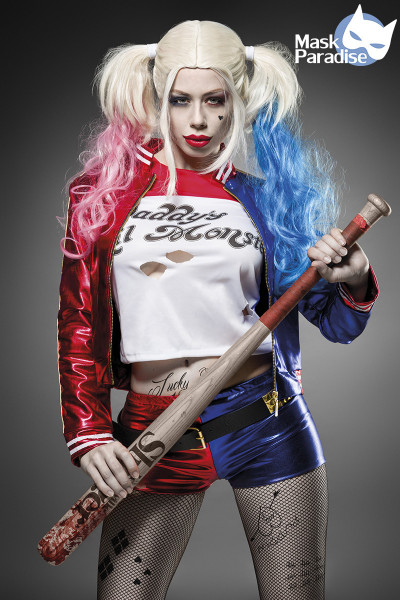'Mad Lady' Kostümset
