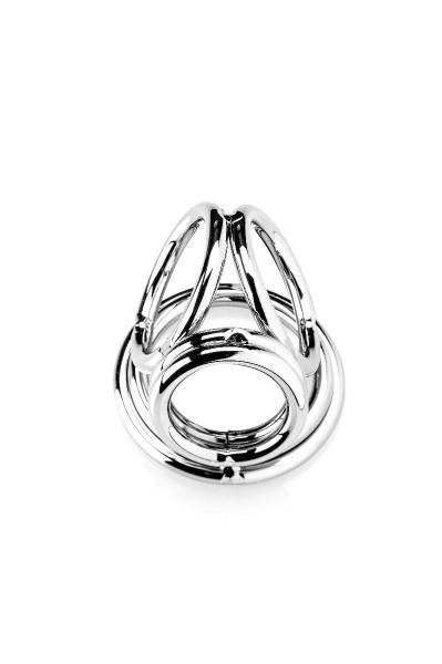 Cock-Ring mit vier Öffnungen klein