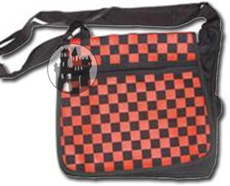 Tasche 'Red Chessboard'