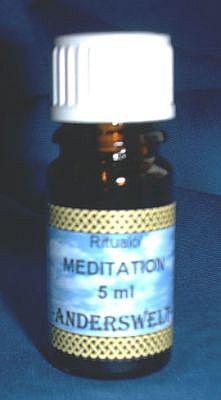 Meditation - Ritualöl