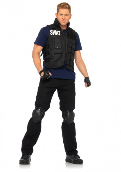 "4TL. Kostüm Set ""Swat Commander"""