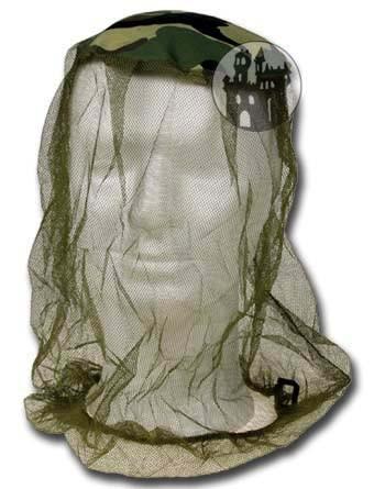 Moskito Kopfnetz - mit Gummizug