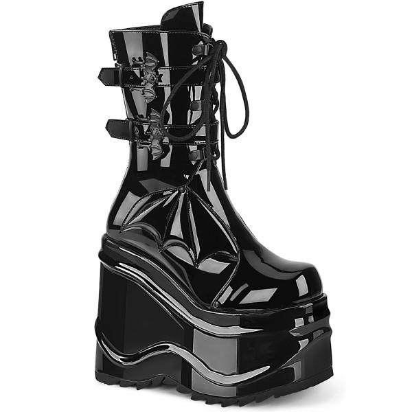 Demonia WAVE-150 schwarz-Lack