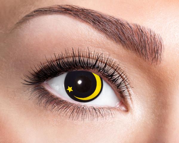 Kontaktlinsen 'Moonlight'