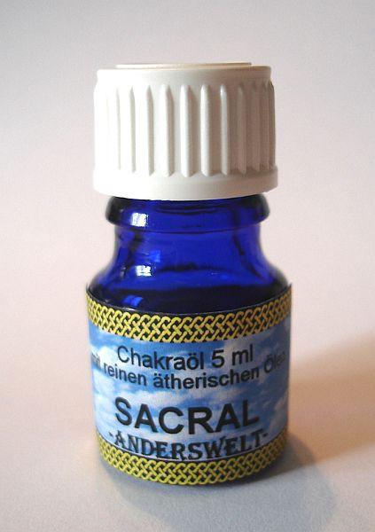 Chakra Öl - Sacralchakra